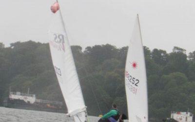Dinghy racing 070617