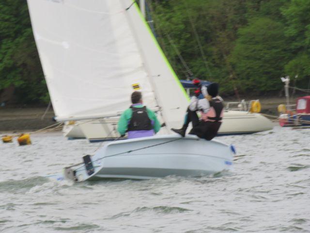 Dinghy racing 090518