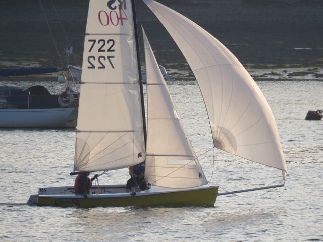 Dinghy racing 230518