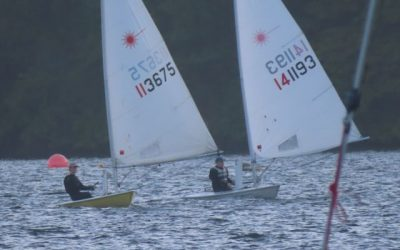 Dinghy racing 080519